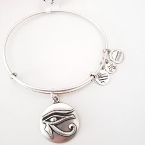 Alex and Ani Jewelry - Alex and Ani Eye Of Horus III Expandable Bangle